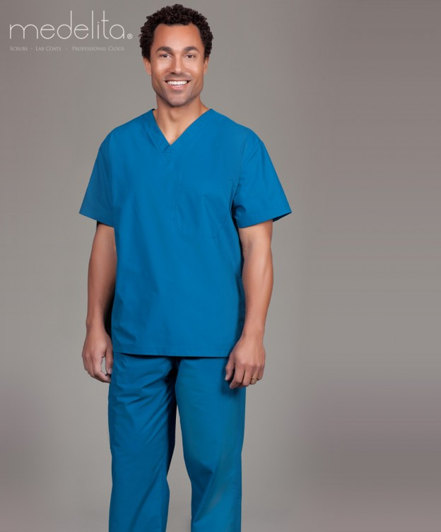 physician scrubs