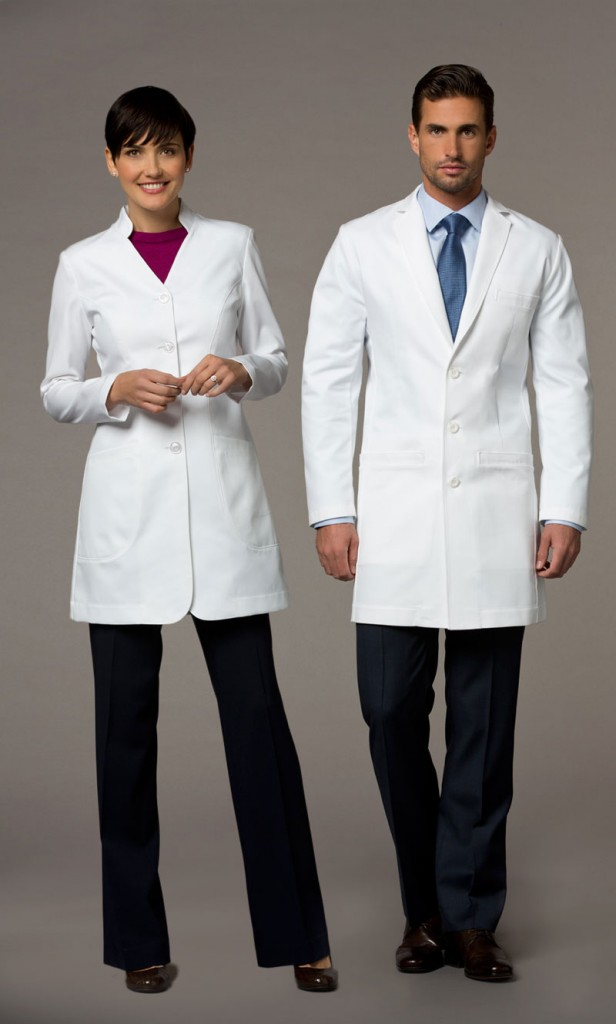 Contemporary Lab Coats