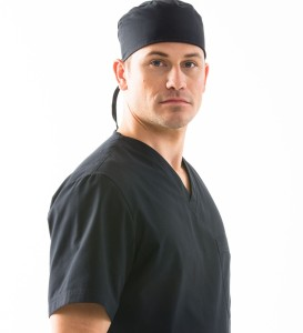 img-mens-performance-scrub-caps-model-black-front2