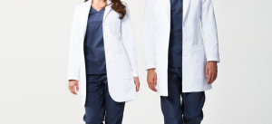 High quality lab coats are distinguished by a professional appearance.