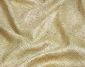 Finely Woven Linen Fabric