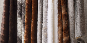 Variety Of High Quality Faux Furs