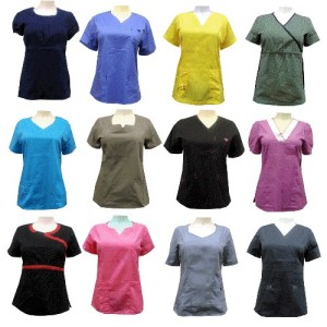 Scrubs Tops
