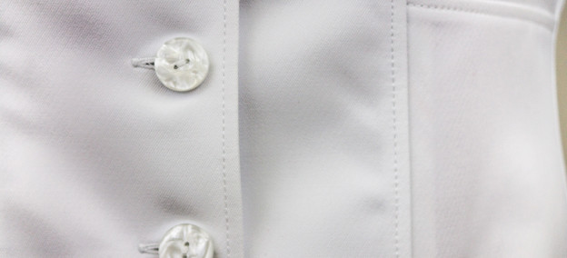 Torso Buttons Lab Coat