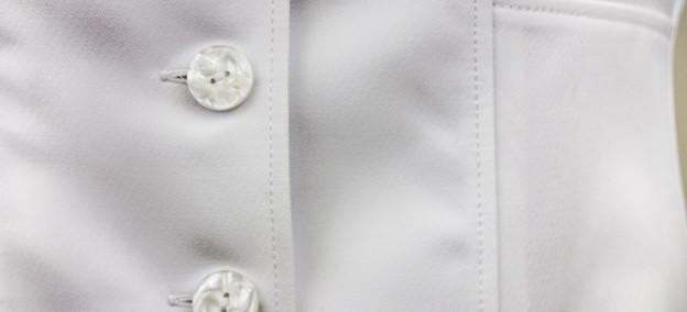 Torso Buttons Lab Coat