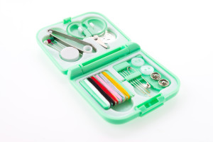 Mini Travel Sewing Kit