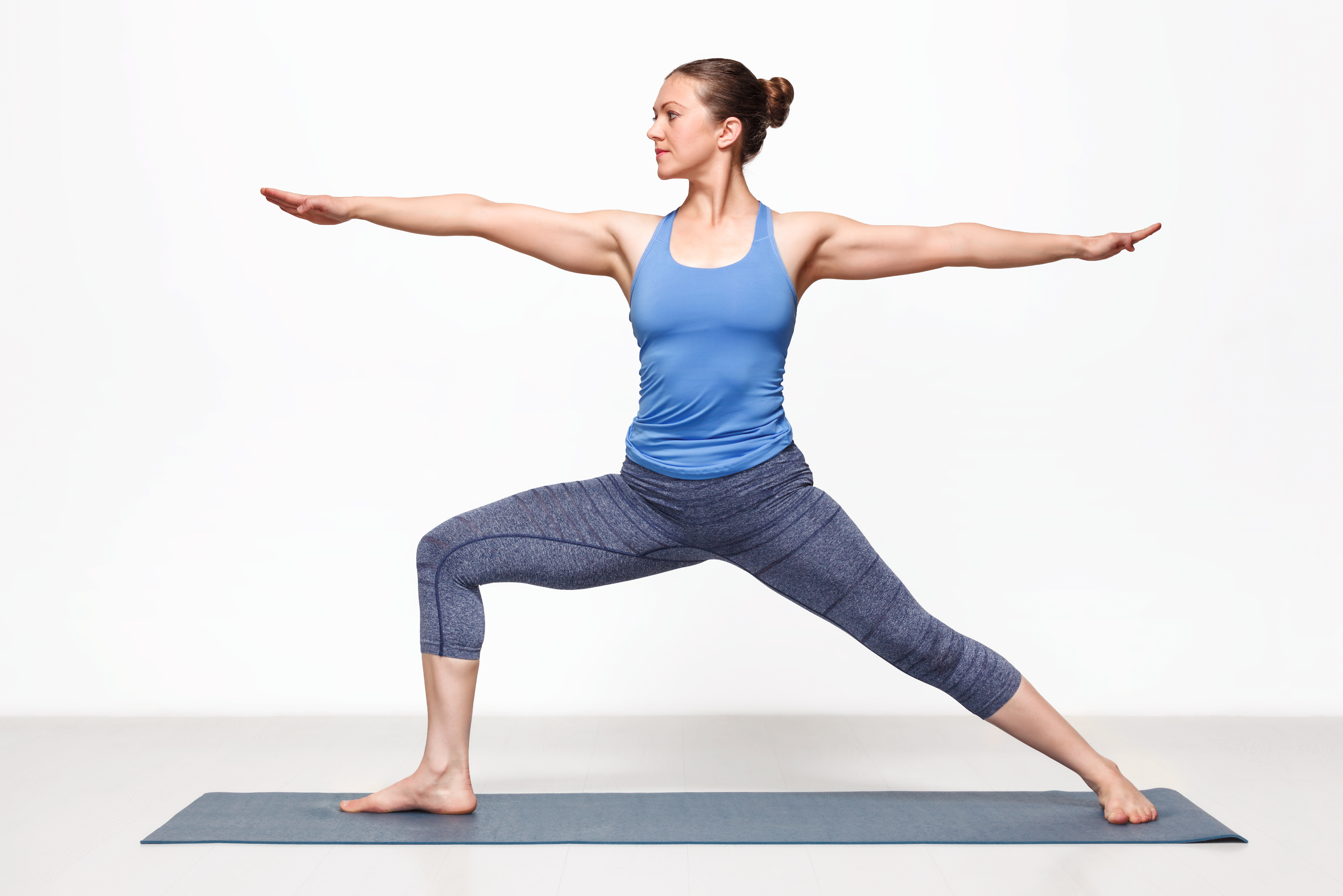 do yoga to put your scrubs to the test
