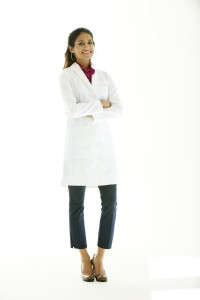 Emma W Lab Coat