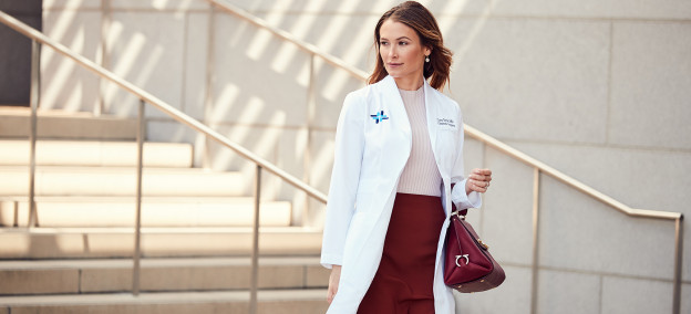 Lab Coats For Women Show A History Of Strong Females In Medicine