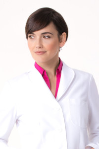 Women's Lab Coat Lapels