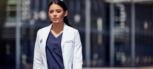 Best Slim Fit Lab Coats For Women