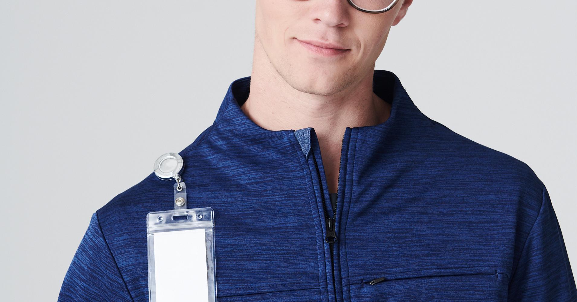 Best Scrub Jacket for Male Nurses & Medical Professionals
